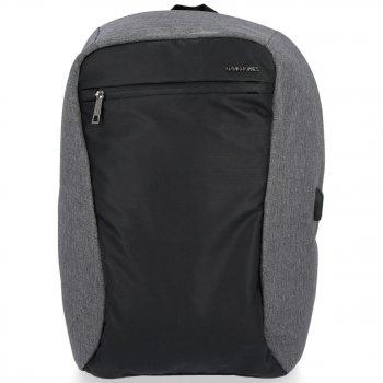 Univerzálne a odolné Pánske batohy XL David Jones Grey