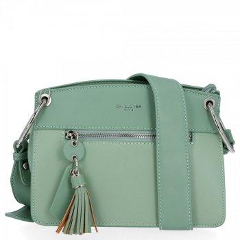 Elegantná dámska taška od David Jones Mint