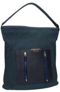 Nobo Tmavo modrá dámska taška