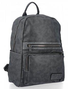 Univerzálny Pánsky ležérny batoh David Jones Graphite