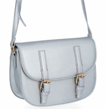 Univerzálna dámska taška Herisson Vintage Silver