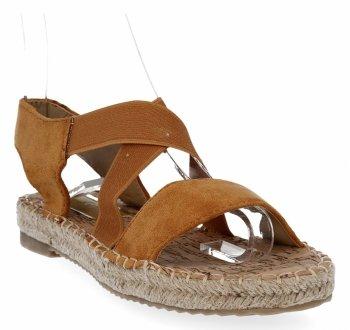 Dámske ťavové sandále od Lady Glory