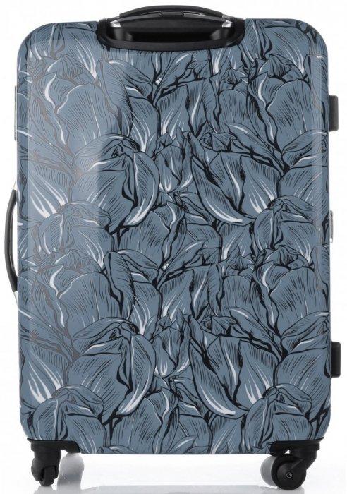 Kufry renomované firmy Madisson Sada 3v1 multicolor - černé