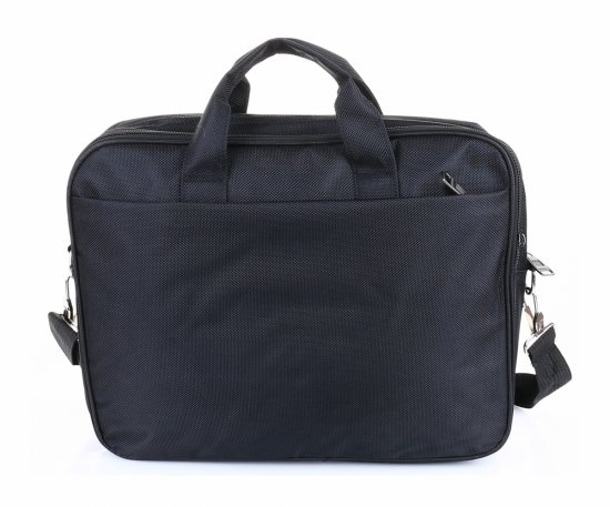 "Firmowa Torba na Laptop David Jones 15,6"" Czarna"