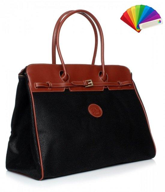 Cestovná taška David Jones Čierna