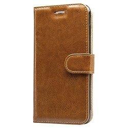 Labato Etui Futerał Wallet Case Apple iPhone 6+/6S+ 5.5 (brązowy)