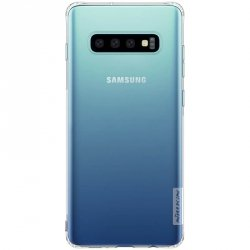 NILLKIN NATURE ETUI SLIM CASE - Samsung Galaxy S10+ (CLEAR)
