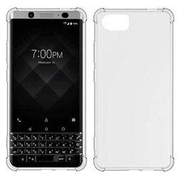 Mocne silikonowe etui case Blackberry KEYONE DTK70
