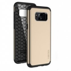 YOOTECH Shockproof Protective Dual Layer CASE Etui Slim Armor Samsung Galaxy S8 PLUS (gold)
