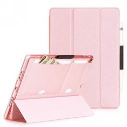 FYY SMART CASE ETUI FUTERAŁ iPad PRO 10.5 z miejscem na Apple Pencil (rose gold)