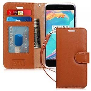 FYY Etui book case ze smyczką - iPhone 6/6S (4.7) (brązowy)
