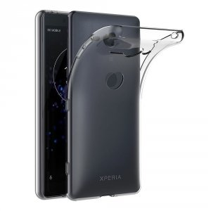 ETUI SILIKONOWE CRYSTAL CLEAR TPU Sony Xperia L2