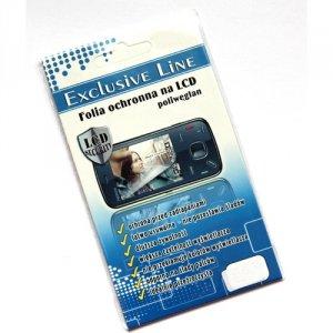 EXCLUSIVE LINE Folia ochronna LCD IPHONE 5 5S SE