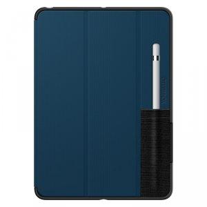 Otterbox Symmetry Folio - obudowa ochronna z uchwytem do Apple Pencil do iPad 9,7 5&6G (granatowa)