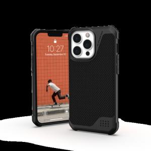 UAG Metropolis LT - obudowa ochronna do iPhone 13 Pro (kevlar - czarna)