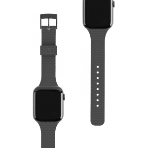 UAG Dot - silikonowy pasek do Apple Watch 42/44 mm (black)