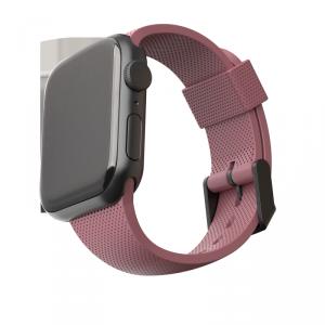 UAG Dot - silikonowy pasek do Apple Watch 38/40 mm (dusty rose)