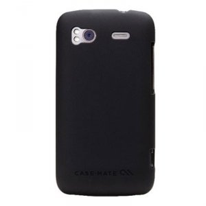 CASE-MATE BARELY THERE RUBBER ETUI HTC SENSATION BLACK - CM014577