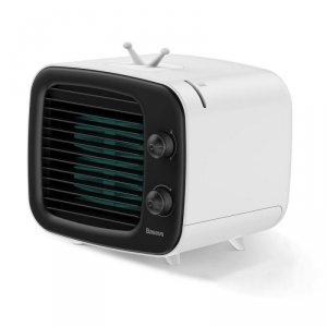 KLIMATYZATOR BIURKOWY BASEUS TIME DESKTOP AIR COOLER BLACK/WHITE
