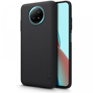 NILLKIN FROSTED SHIELD XIAOMI REDMI NOTE 9T 5G BLACK