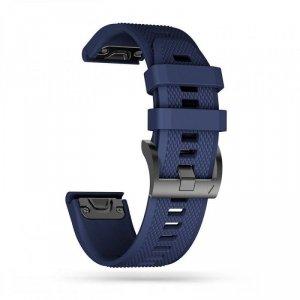 TECH-PROTECT SMOOTH GARMIN FENIX 5/6/6 PRO NAVY BLUE