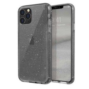 UNIQ etui LifePro Tinsel iPhone 11 Pro czarny/vapour smoke