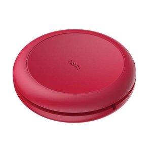 UNIQ kabel MFI Halo USB-C-Lightning 18W nylonowy zwijany 1,2m czerwony/carmine red