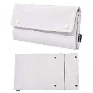 Baseus Folding Series etui pokrowiec torba na laptopa 16'' biały (LBZD-B02)