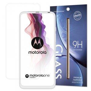 Tempered Glass szkło hartowane 9H Motorola One Fusion+ (Fusion Plus) (opakowanie – koperta)