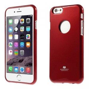 JELLY CASE MERCURY IPHONE 6+/6S+ CZERWONY