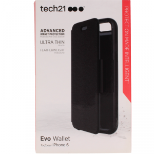Etui portfel 2w1 TECH21 evo Iphone 6+ 6s+