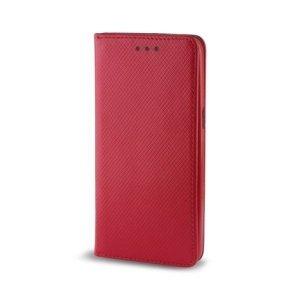 Etui Flip  Magnet  SAMSUNG G930 GALAXY S7 czerwony