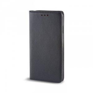 Etui portfel Flip Magnet MOTOROLA MOTO E5 PLUS czarny