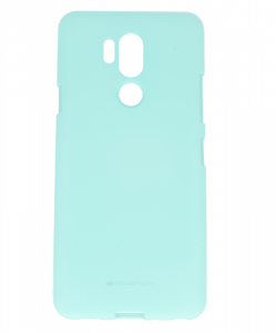 Etui soft Jelly LG G7 miętowe