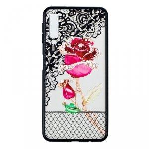 Etui Slim Art IPHONE XS MAX róże