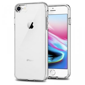 Etui IPHONE 7 / 8 Slim case Protect 2mm bezbarwna nakładka transparentne