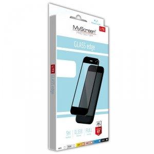 Szkło Hartowane HUAWEI P30 LITE MyScreen Lite Edge czarne Full Glue