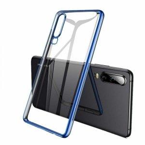 Etui LG K40S Slim Case Elegance niebieskie
