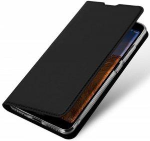 Etui XIAOMI REDMI K30 PRO / POCOPHONE F2 PRO z klapką Dux Ducis skórzane Skin Leather czarne