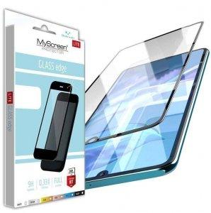 Szkło Hartowane 5D OPPO A15 MyScreen Lite Edge Full Glue czarne