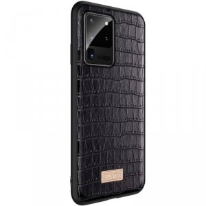 Etui SAMSUNG GALAXY S21+ PLUS SULADA Luxurious Soft czarne