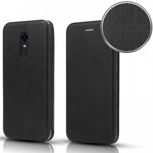 Etui XIAOMI MI 11 5G portfel z klapką skóra ekologiczna Flip Elegance czarne