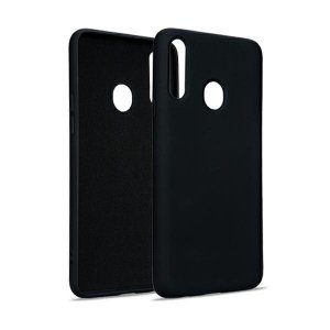 Beline Etui Silicone Samsung A32 4G czarny/black