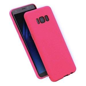 Beline Etui Candy Samsung S8 Plus G955 różowy/pink