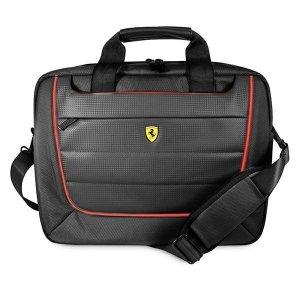 Ferrari Torba FECB15BK laptop 15 czarny/black Scuderia