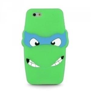 Silikon 3D Sam A5 A500 Ninja zielony