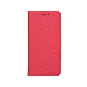 Etui Smart Magnet book Sam S21 FE czerwony/red