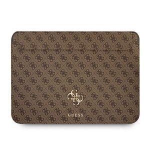 Guess Sleeve GUCS13G4GFBR 13 brązowy /brown 4G Big Logo