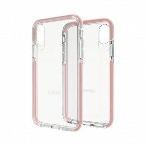 Gear4 D3O Piccadilly iPhone X/Xs różowo złoty/rose gold IC8PICRSG