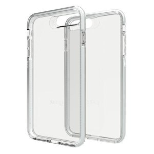 Gear4 D3O Piccadilly iPhone 7/8 Plus srebrny/silver 26237